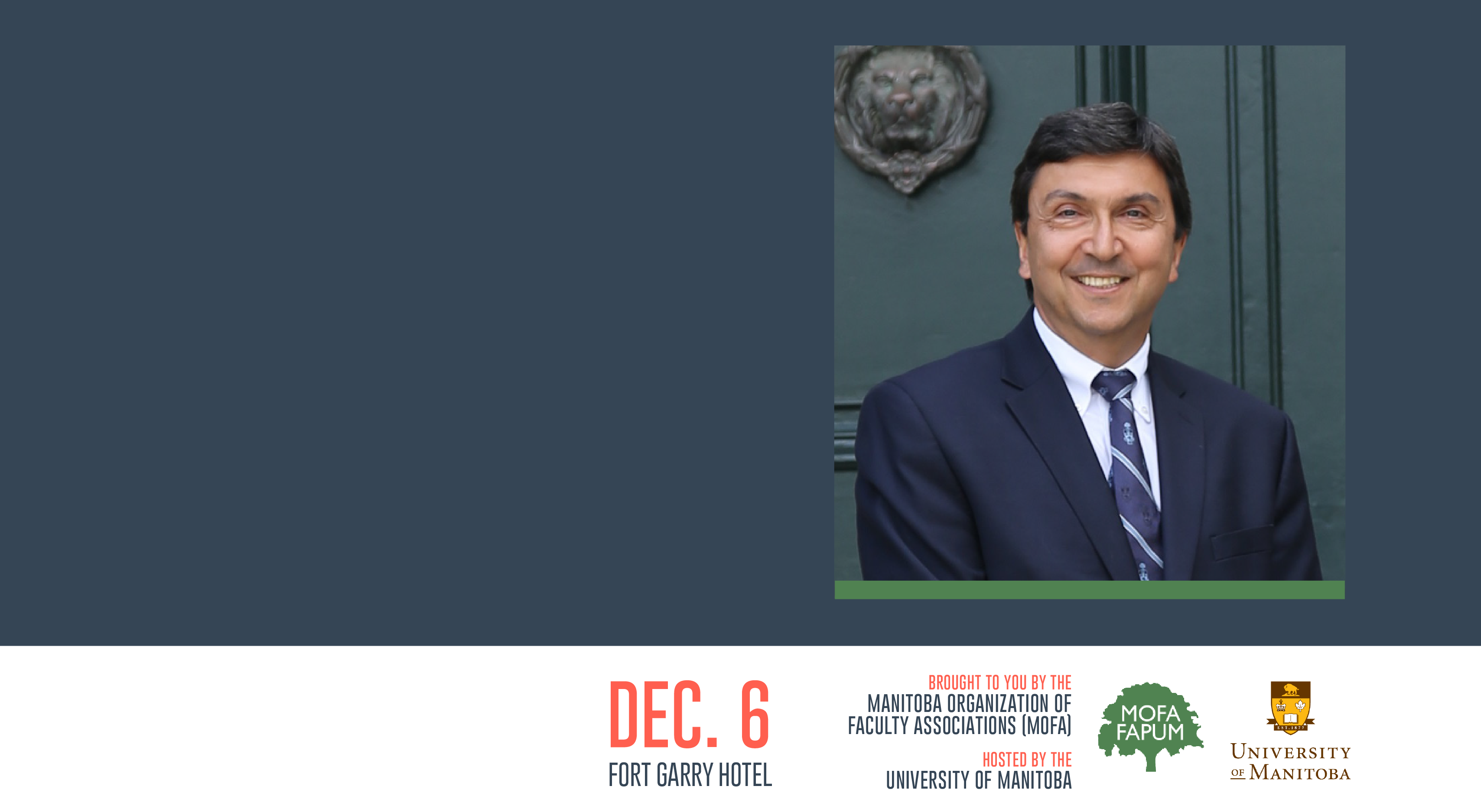Dr. David Naylor: Canada's Fundamental Science Review Presentation